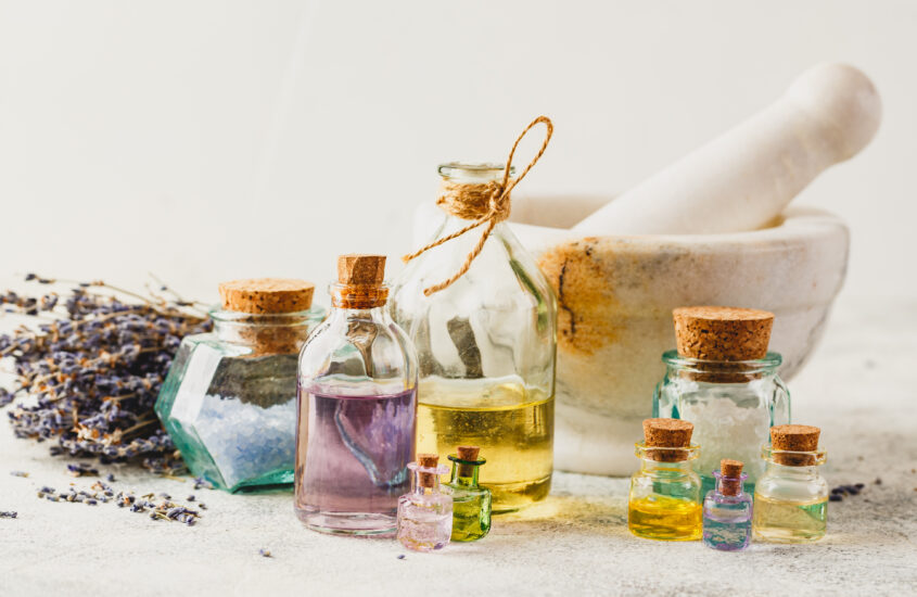 Essential Oils For Seasonal Allergies As Diffusers
