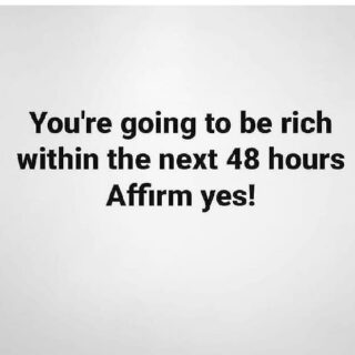 "Affirm ""Yes"" 💰👇 👉 Follow - @manifestation.law  👉 share with who need to see this 😊 🦋 Feel Free To Follow Us 🦋  for Daily Empowerment, Inspiration, Wellness & Financial Freedom Techniques, Positive Affirmation & Always Divine Love & Guidance. ——————————————————————————  Thank you so much Guys For Your Constant Love & Support. I am very grateful ❤️☺️🙏 —————————————————————————— #spirituality_love #spiritualmotivation #numerology101 #spiritualitycoach #spiritualitymatters #numerologycalculator #spiritualbath #spiritualword #spirituality🕉️ #spiritualityandhealth #awakeningpeople #awakeningeurope #motivatorspiritual #numerologymeaning #numerologyreading #spiritualquotess #saturdaymotivation❤️ #motivationkings #motivatorspiritual #spiritualitycoach #spiritualworld #numerologylife #spiritualityawakening photo credit @manifestation.law"